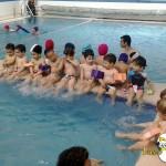 Día de piscina en Los Nidos