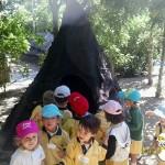 Excursión a Arqueopinto en Los Nidos